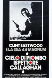 Poster Cielo di piombo, ispettore Callaghan