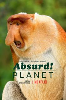 Poster Pianeta assurdo