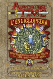 Adventure time: L'enciclopedia