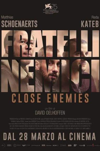 Poster Fratelli nemici - Close Enemies