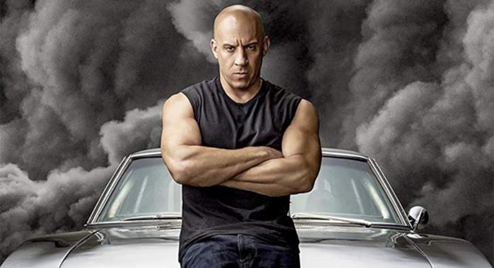 Vin Diesel è Dom Toretto in Fast and Furious 9