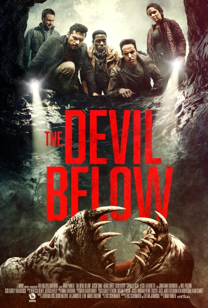 The Devi Below poster
