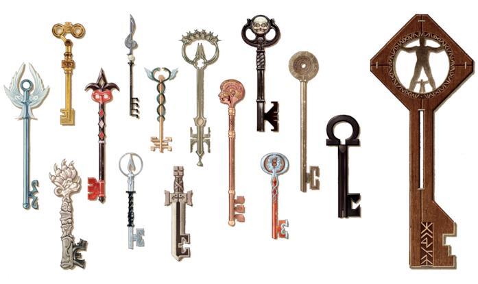 Le chiavi di Locke & Key