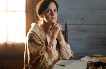 Un'immagine di Emma Watson in Piccole donne