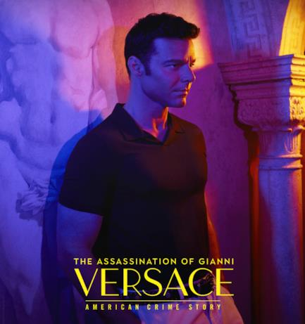 Ricky Martin è Antonio in The Assassination of Gianni Versace American Crime Story