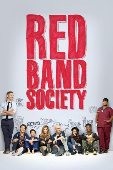 Poster Red Band Society