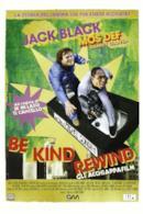 Poster Be Kind Rewind - Gli Acchiappafilm