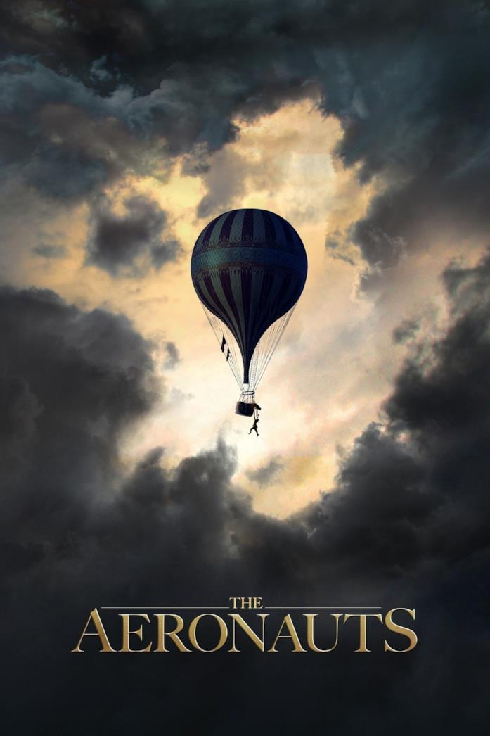 Il poster di The Aeronauts
