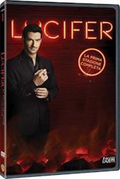 Cofanetto DVD di Lucifer - Stagione 1