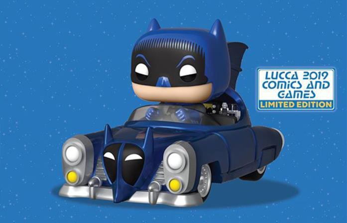 Batman Funko esclusivo