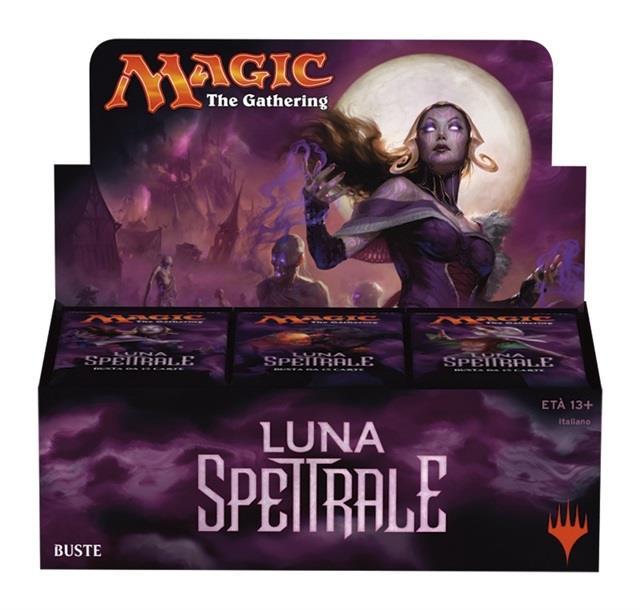 Luna Spettrale è la nuova espansione di Magic, in uscita a luglio 2016