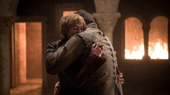 GoT 8x05: Jaime e Cersei si ritrovano