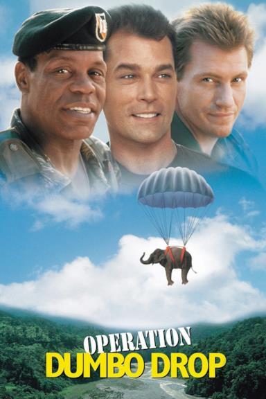 Poster Quando gli elefanti volavano