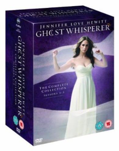 Cofanetto DVD di Ghost Whisperer - Seasons 1-5