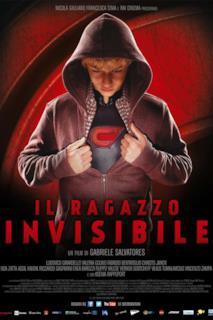 Poster Il ragazzo invisibile