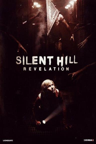 Poster Silent Hill - Revelation