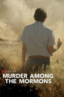 Poster Omicidio tra i mormoni