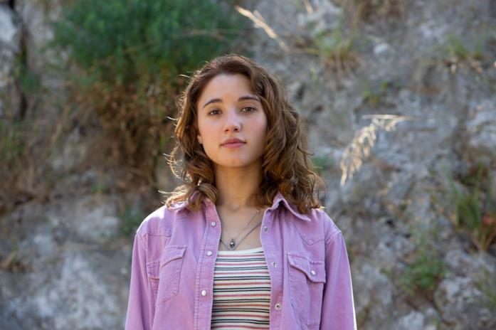 Sabrina Martina è Grazia nella prima stagione