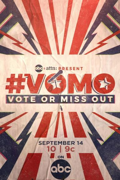 Poster VOMO: Vote or Miss Out