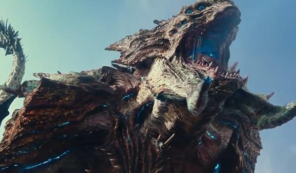 Un Kaiju, alieni protagonisti di Pacific Rim