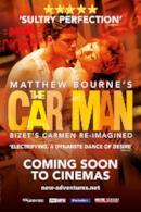 Poster Matthew Bourne's The Car Man