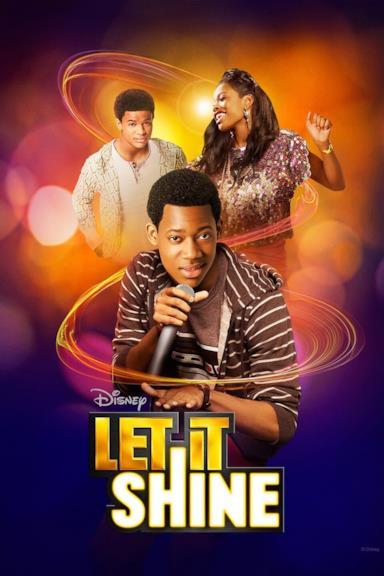 Poster Let It Shine