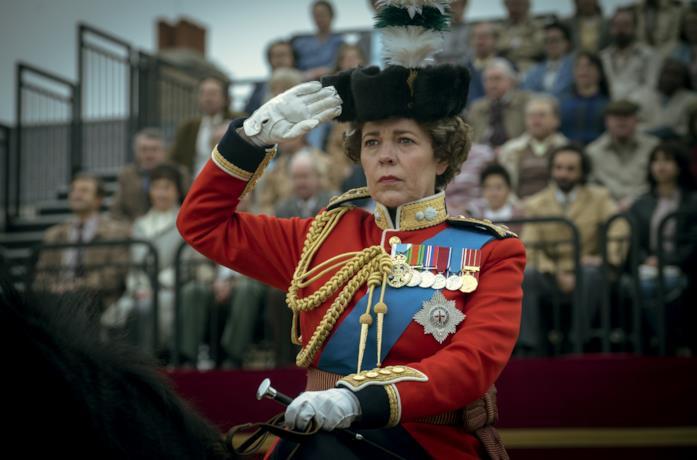 Olivia Colman ha interpretato la regina Elisabetta in due stagioni di The Crown