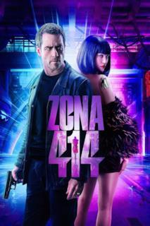 Poster Zona 414