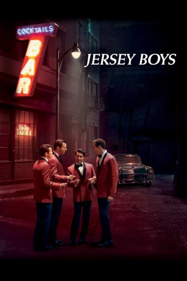 Poster Jersey Boys
