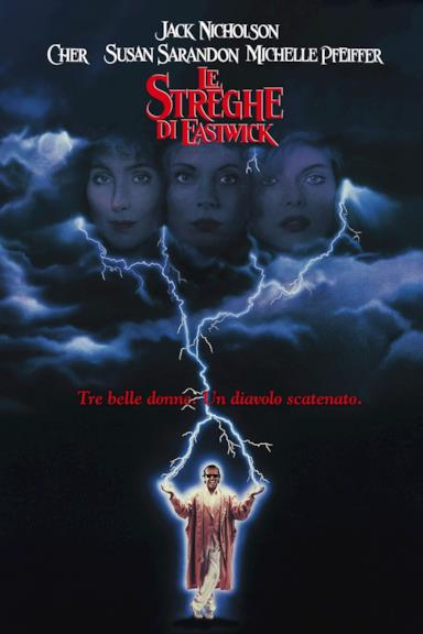 Poster Le streghe di Eastwick