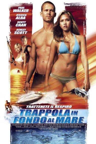 Poster Trappola in fondo al mare