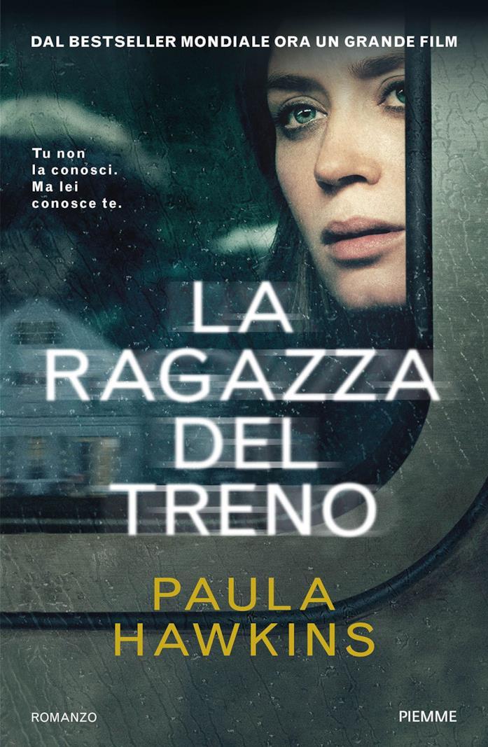 Il romanzo di Paula Hawkins