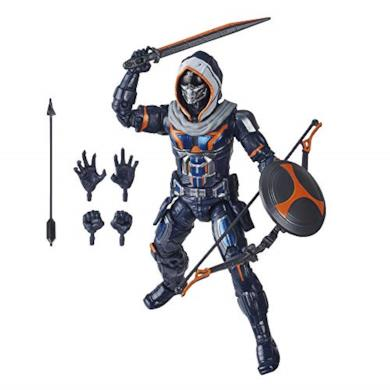 Marvel Legends Series -Taskmaster (Action Figure 15cm da Collezione, Ispirata al Film Black Widow)