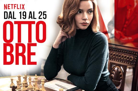 Netflix: le novità 19-25 ottobre