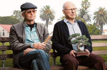 Michael Douglas e Alan Arkin