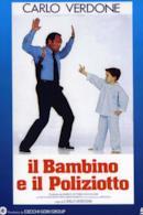 Poster Il bambino e il poliziotto