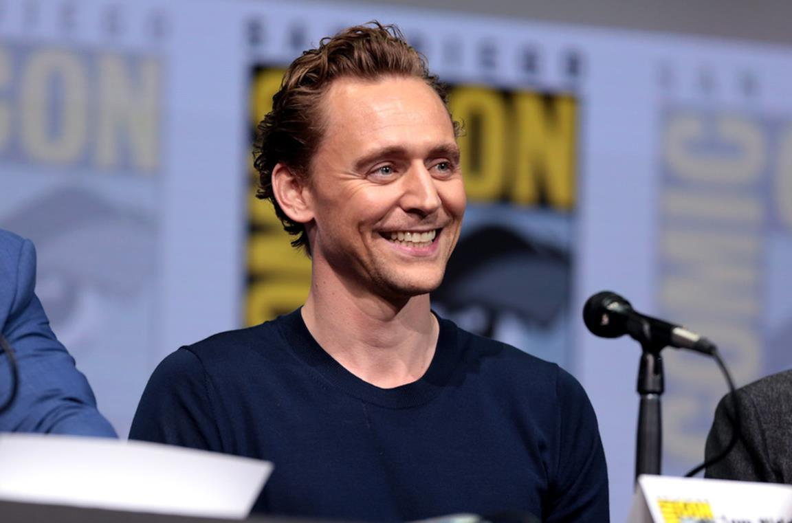 Tom Hiddleston al San Diego Comic-Con