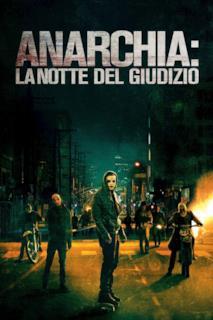 Poster Anarchia - La notte del giudizio