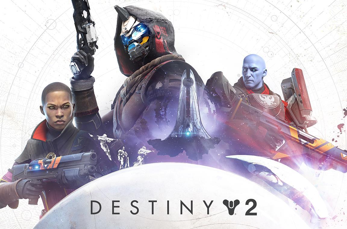 Immagine promozionale di Destiny 2