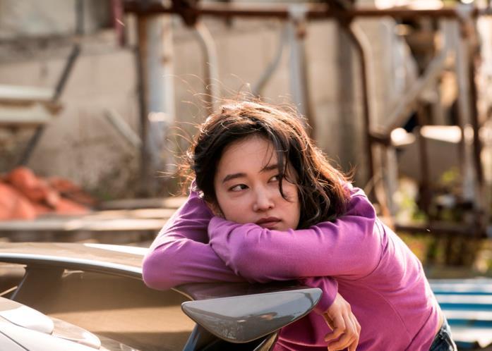 Jun Jong-seo nel ruolo di Haemi