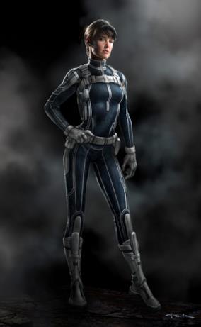 Il braccio destro di Nick Fury, Maria Hill