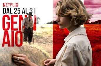Netflix: uscite dal 25 al 31 gennaio