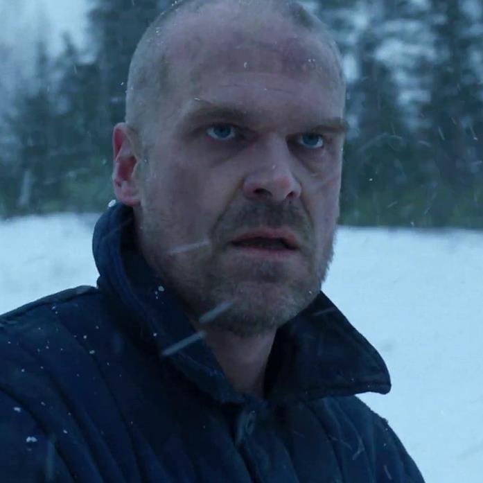 Hopper si mostra nel teaser trailer di Stranger Things 4