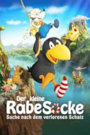 Poster Der kleine Rabe Socke - Suche nach dem verlorenen Schatz