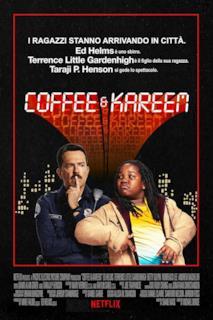 Poster Coffee & Kareem