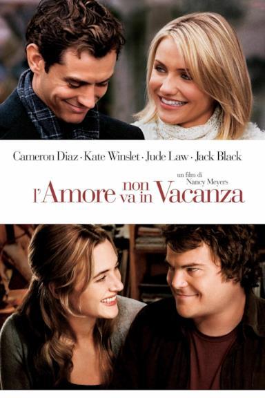 Poster L'amore non va in vacanza