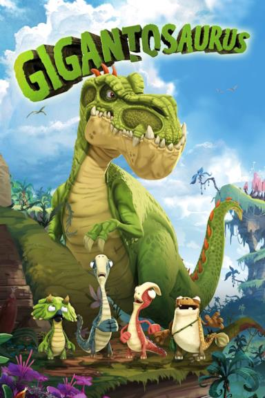 Poster Gigantosaurus