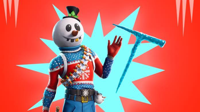 Epic Games annuncia l'evento natalizio di Fortnite