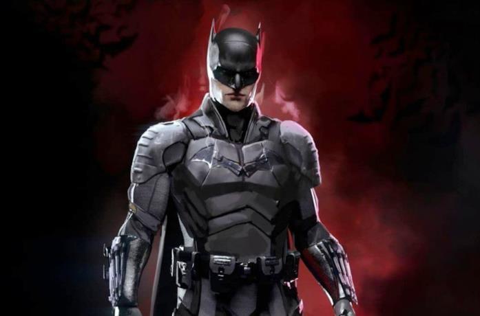 Robert Pattinson nei panni di Batman