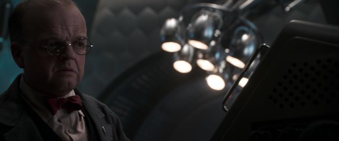 Toby Jones in Captain America - Il primo vendicatore